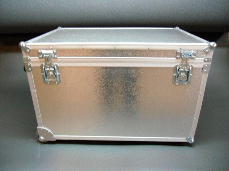 Maletines de aluminio