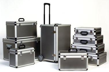 Pack de maletas de aluminio